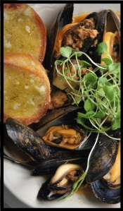Mussels